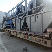 机制砂设备生产厂家  轮式水洗砂设备型号