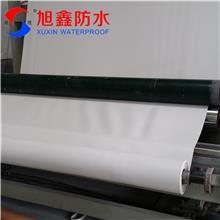 厂家直销热塑性聚烯烃类tpo防水卷材加筋带布外露耐根穿刺TPO卷材
