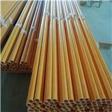 玻璃鋼方管 檀條 角鋼 拉擠型材 工字圍護欄彎頭 棒材 標志樁 玻璃鋼圓管