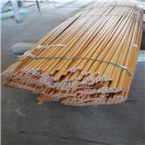 高強度耐腐蝕絕緣編織纏繞空心管玻璃鋼圓管 圓棒 護欄樹木支撐圓管