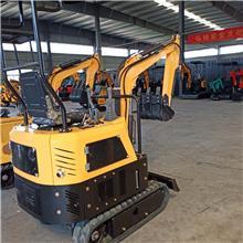 16型履带式挖掘机 园林绿化室内改造挖机 挖山沟微型挖掘机
