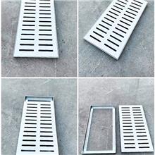 雨水井盖批发 地面格栅盖板 不锈钢井盖生产