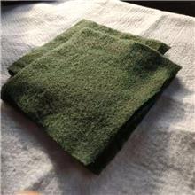 欣旺 河道边坡绿化专用涤纶土工布 墨绿色100g-500g土工布   厂家直销