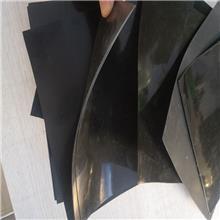 土工膜鱼塘专用养殖防水膜蓄水池防水布藕池土工膜黑色塑料薄膜