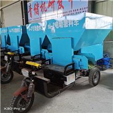 现货供应 三轮车撒料车 养殖设备喂料机 猪场电动撒料车