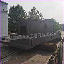 厂家供应_机床铸件_异型机床床身铸造件_数控铣床身铸铁件