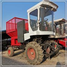 玉米秸秆青储机 轮式转盘青储机 大型秸秆青贮机 厂家直供
