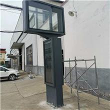 生产直供公交候车亭 不锈钢候车亭 公交候车亭灯箱