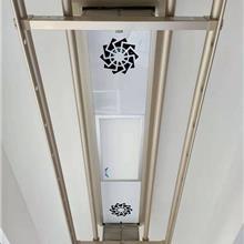 工厂直销电动晾衣架智能晾衣架阳台风干设计感K金