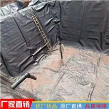 蓄水池HDPE土工膜 防渗膜 藕池膜 土工膜 黑色塑料薄膜