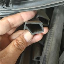 电气机箱机柜机械工业 异型密封条 EPDM三元乙丙密封条 U型异形密封条 益通