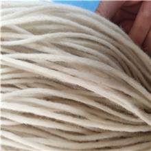 厂家加工定制工业羊毛毡绳 电动工具用吸油羊毛棉绳 毛毡密封垫 毛毡筒
