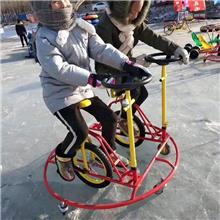 滑雪滑雪场全地形履带越野坦克冰雪龙舟雪地转转冰上自行车