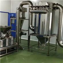 二手不銹鋼活性炭粉末磨粉機 超微超細中藥粉碎機 二手化工原料不銹鋼粉碎機
