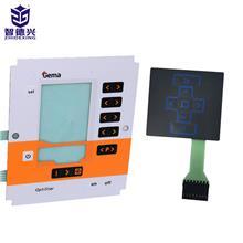 丝网印刷的仪器仪表类薄膜按键加工工厂