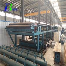 贝特尔现货供应真空皮带过滤机 钾长石脱水机 专业制造厂家