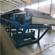 贝特尔生产80立方真空皮带过滤机 钾长石脱水机 专业制造厂家