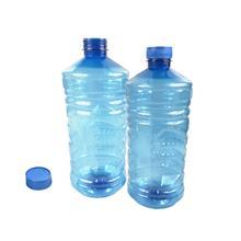 双层玻璃水瓶 汽车玻璃养护液瓶  2升  雅静塑业