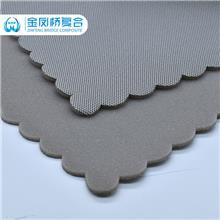 海绵复合床垫布 绍兴布料复合厂家供应 金凤桥复合支持各规格定制