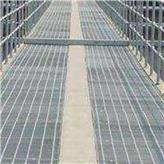 平台钢格栅板 汉龙达 镀锌钢格板 支持定制