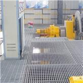 平台防滑格栅板 汉龙达 建筑建材批发