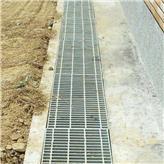 防滑水沟盖板 金属丝网 规格齐全