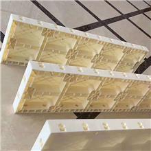 贵阳建筑塑料模板 塑料建材厂家 用于建材家装