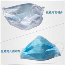 一次性口罩防尘飞沫夏天薄款透气三层囗罩成人男女防护用品   厂家直销 量大优惠