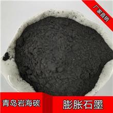 厂家推荐_YH-100膨胀石墨_高纯度精华石墨_青岛岩海碳生产