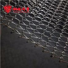 定制不锈钢网链 厂家直销塑胶箱包流水线传送带