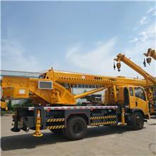 小型12吨工程汽车吊 凯马福田工程运输吊车 现货促销 批量发售