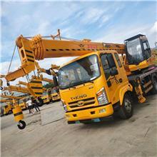 起重机生产厂家 16吨吊车图片 唐骏16吨汽车吊价格 小型吊车价格
