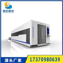 现货供应6020大型包围光纤激光切割机  沧州国宏厂家