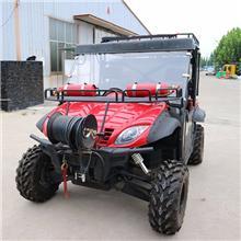 開放式全地形消防摩托車多功能多用途 適用于多種場所 安全便捷