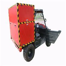 箱體式全地形消防摩托車汽油款雙座可選配滅火裝置  方便快捷