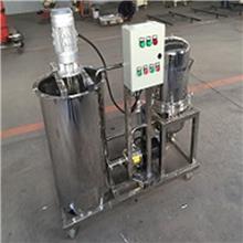 白酒过滤机商用硅藻土全自动家用小型催陈机净化器提纯机过滤器 天津海铨净化直销