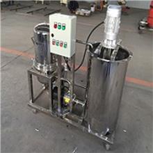 白酒过滤机商用硅藻土全自动家用小型催陈机净化器 天津海铨净化直销