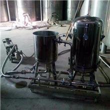 硅藻土过滤机白酒过滤器药酒葡萄酒果酒杂质浑浊硅藻土过滤机 天津海铨净化直销
