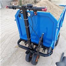 工程短途運輸電動倒騎驢三輪車 水泥砂漿運輸倒騎驢電動三輪車 工地拉磚拉沙電動倒騎驢三輪車