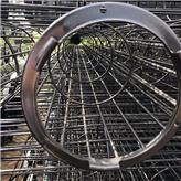 耀广厂家直销 椭圆除尘骨架 有机硅除尘骨架 不锈钢除尘骨架 碳钢除尘骨架