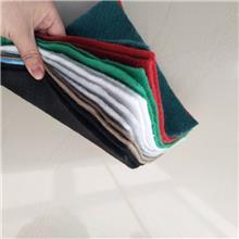 厂家批发无纺土工布  耐磨损针刺土工布 高铁专用涤纶土工布