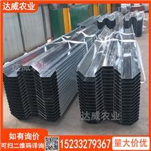 天沟水槽设备 加工大棚天沟水槽 天沟水槽成型设备