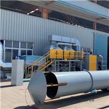 活性炭吸附脱附一体机设备 催化燃烧炉废气处理设备 贵金属催化剂催化燃烧设备 厂家定制