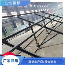 镀锌光伏支架太阳能支架乾昇金属国标支架工厂订购三角抗震光伏支架
