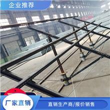 镀锌光伏支架太阳能支架乾昇金属国标支架加工供应三角抗震光伏支架