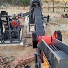 制砂机 移动机制砂设备 石头制砂机 风化石制沙机 破碎制砂机