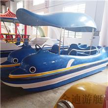 觀光旅游電動船 金迪游艇 電動電瓶船休閑船 5人電瓶船 加工定制