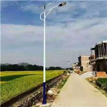 潤順照明 小區太陽能路燈安裝 學校院區太陽能路燈定制 