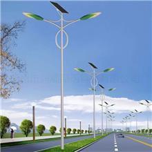 潤順照明 5m6M7米8mi錐桿太陽能路燈安裝 潤順燈具 新型智能太陽能路燈定制