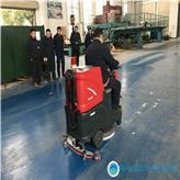 羽冠環保_生產車間洗地機_適用于各種地面_車間自動洗地機